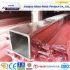 Tubulações soldadas Polished do quadrado do aço inoxidável (304 316LN 316Ti)