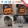 Edelstahl-rohe Standardchemikalien-vibrierender Drehbildschirm