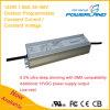 120W 1.68A 35 ~ 86V ao ar livre programável impermeável IP67 LED Driver