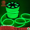LED 120LED/M Dの形のセリウムのRoHSの緑のネオンストリップの屈曲ライト