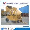 Misturador de betão móvel diesel 500L (RDCM500-16DH)