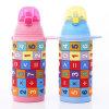 Jarra térmica Botija garrafa de água num balão de vácuo crianças isoladas garrafa de água
