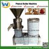 De industriële Commerciële Machine van de Maker van de Sesam van de Amandel van de Pinda Boter Malende