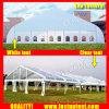 Courbe de blanc tente de renom pour un produit neuf places Show 1000 personnes Guest
