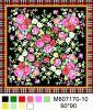 Nuova sciarpa stampata di modo di disegno seta alla moda (M807170-10)