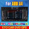 Audi A4 (VAA7081)のためのHD車のDVDプレイヤーGPS土曜日Nav Wince6