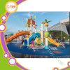 Diapositiva de agua del tubo del parque del agua para los cabritos y el adulto al aire libre