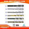 La alta calidad DIN338/DIN340 recta Broca HSS de torsión