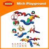 Speelgoed van de Jonge geitjes van Mich het Grappige Plastic (1202A)