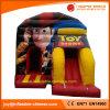 2018 El castillo inflable saltando Bouncer con tobogán para niños (T3-044)