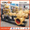 Mobile Dieselabwasser-Wasser-Pumpe für Bewässerung