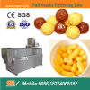 Bocadillo de bolitas de maíz automático de la extrusora