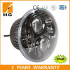 LED 7 Round High Low Beam LED Headlights para Jeep