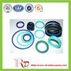 Silikon-O-Ring und farbige Gummiband-Ringe