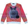 Hoodies delle donne poco costose su ordinazione & magliette felpate (ELTSTJ-173)