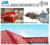 Chaîne de production de tuiles de toit de PVC chaîne de production en plastique de tuiles de toiture
