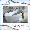 Nuevo estilo de acrílico de elipse, bañera de patas (AB6908-2)