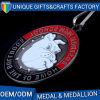 Estilo de moda 3D Loja Die Casting Disco Medalha de esmalte