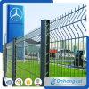 Panneau de clôture en treillis métallique soudé en poudre pour l'exportateur d'usine