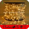 Luzes decorativas da corda do Natal do diodo emissor de luz