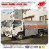5cbm - 10cbm réapprovisionnent en combustible le camion de réservoir avec la conformité d'OIN