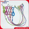 Écouteur coloré universel d'instrument d'accessoires de téléphone mobile avec la couleur de Mutil