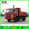 Sinotruk Cdw 10 toneladas de 4X2 del descargador de carro de volquete de poca potencia para la venta
