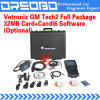 GM Tech2 steunt Technologie 2 van Vetronix GM van het Kenmerkende Hulpmiddel van de Reeks van Software 6 (GM, OPEL, SAAB ISUZU, SUZUKI HOLDEN) Volledige met Interface Candi