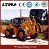 Prix neuf chinois de chargeur de roue de chariot élévateur de 16 tonnes
