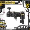 FF-Series, механический фланцевый Лицо инструмент первоначально Энерпак