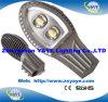 Revérbero do diodo emissor de luz luz/100W da rua do diodo emissor de luz da ESPIGA 100W de Meanwell /Bridgelux do Sell de Yaye 18 o melhor com 5 anos de garantia