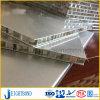 панель сота стана 10mm законченный алюминиевая для ненесущей стены