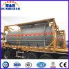 Chine 2017 Tanker Chemical Liquid Caustic Soda Naoh 32% Conteneur de réservoir avec ASME GB