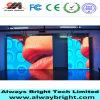 P4 el panel publicitario de interior de la etapa LED, visualización de LED