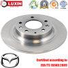 Rotore sostituito OEM del freno a disco dei pezzi di ricambio per Mazda