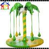 Банановое дерево игры крытой спортивной площадки установленное мягкое ягнится игрушки занятности