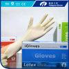 Перчатки латекса клинических резиновый перчаток рассмотрения дешевые утончают перчатки работы