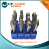 Rebarbas giratórias do carboneto de tungstênio abrasivas & ferramentas de moedura