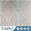 180-550GSM a personnalisé le tissu de coutil de matelas de modèles (TP121)