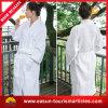 極度の柔らかい羊毛のホテルの大人のための安い綿の浴衣