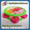 Stuk speelgoed van de Trommel van de Hand van jonge geitjes het Grappige Plastic met Uitstekende kwaliteit