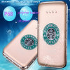 Chargeur portable de couverture en cristal 8000mAh Power Bank avec Starbucks Design