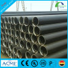 Q235 Q345 SSAW Carbon Steel Welded Pipe Gas e Petroleum Pipe