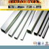 Pipa decorativa de los muebles cuadrados del acero inoxidable 316 de ASTM A554 304