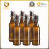 Da parte superior industrial do balanço do uso 500ml do material e da bebida frascos de vidro de vidro (898)