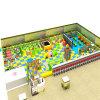 Campo de jogos interno popular dos miúdos mini para a venda