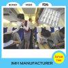 100%年の綿の航空使い捨て可能な航空会社タオル(AT011)