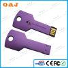 新製品の小道具USBの金属の金キー安いUSBの棒