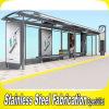 주문품 Outdoor Bus Shelter Design 및 Fabricating