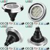 12.5W Taille standard LG LED à gradation Spotlight qr111 (LS-S012-GU10-LWWD/DLG)